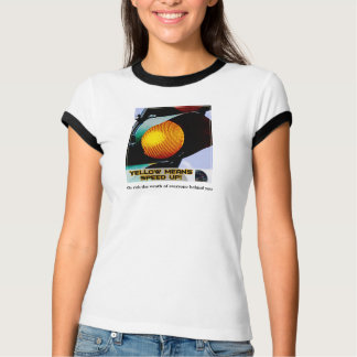 Yellow Traffic Light T-shirt
