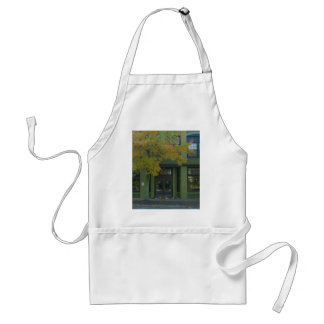 Yellow Tree Green Store Adult Apron