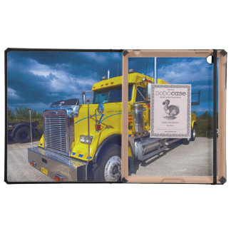 Yellow Truck Covers For iPad