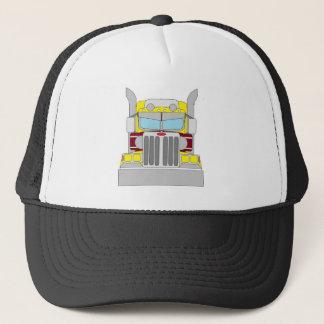 yellow trucka hat