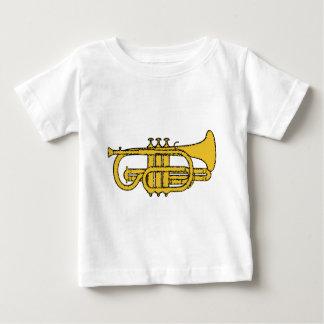 Yellow Trumpet Baby T-Shirt