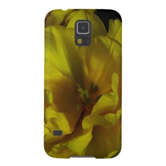 Yellow Tulip Art Galaxy S5 Case