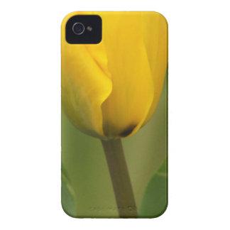 Yellow Tulip Case-Mate iPhone 4 Case
