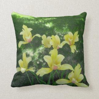 Yellow Tulips American MoJo Pillows