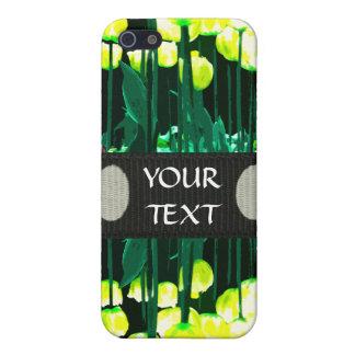 Yellow Tulips - Customizable iPhone Cases