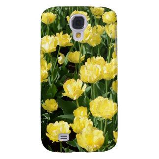 Yellow Tulips Samsung Galaxy S4 Case