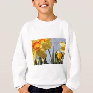 Yellow Tulips Sweatshirt