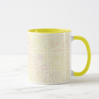 Yellow Twists Cup / Mug