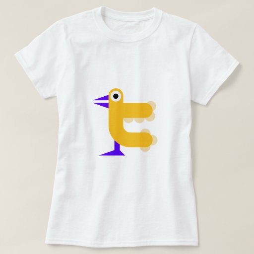 Yellow Twitty Shirt