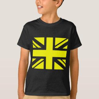 Yellow Union Jack T-Shirt