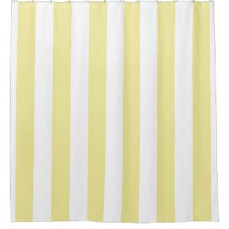 beige striped shower curtain. Yellow Vertical Large Stripes Shower Curtain Curtains  Zazzle