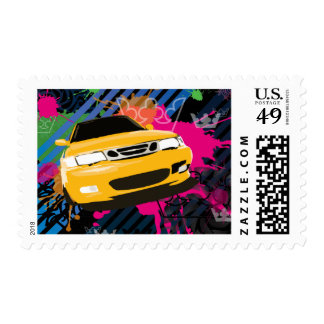 yellow vig stamps