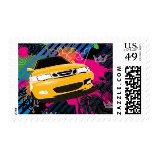 yellow vig stamps