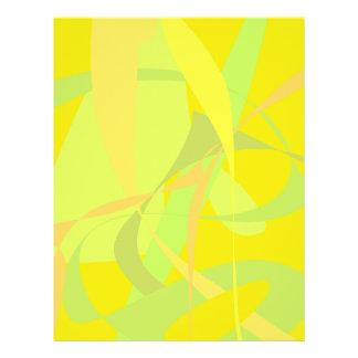 Yellow Wallpaper Flyers