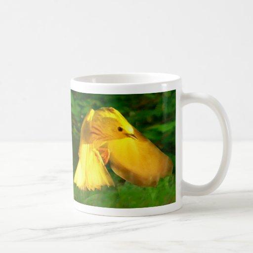 Yellow Warbler Mug