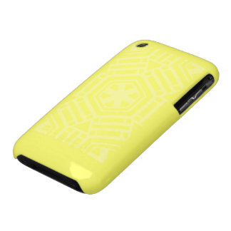 yellow Web iPhone 3 Case-Mate Case