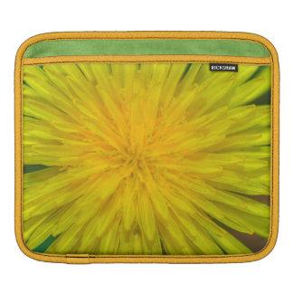 Yellow Weed iPad Sleeve