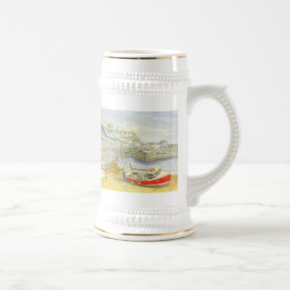 'Yellow Wellies' Mug