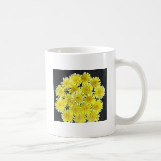 Yellow Wild Flowers Mug