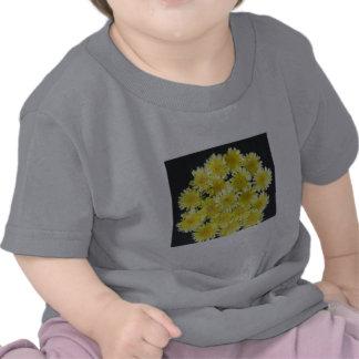 Yellow Wild Flowers Shirts