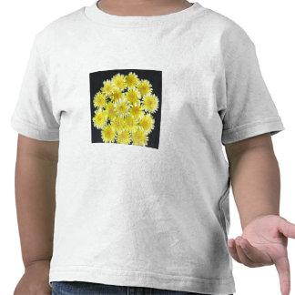 Yellow Wild Flowers Tshirt