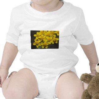 Yellow Wildflowers Bodysuit