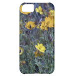 Yellow Wildflowers iPhone 5C Covers