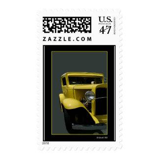 Yellow Wonder Postage