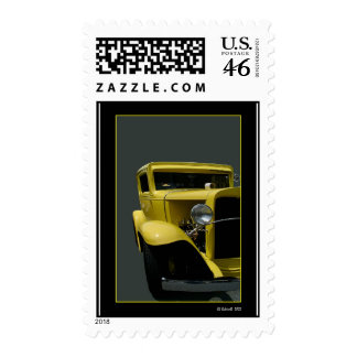 Yellow Wonder Stamp