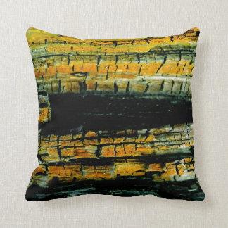 """Yellow Wood Kingdom"" JTG Art Pillow"