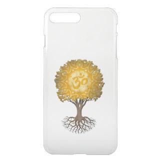 Yellow Yoga Om Tree of Life iPhone 8 Plus/7 Plus Case