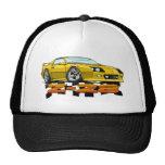 Yellow_Z28_3G Mesh Hats