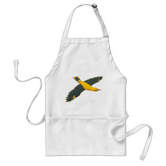 YellowBird Flying Adult Apron