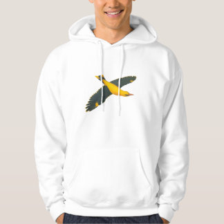 YellowBird Flying Hooded Pullover
