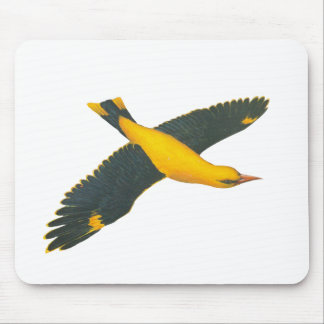 YellowBird Flying Mouse Pad