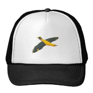 YellowBird Flying Trucker Hat