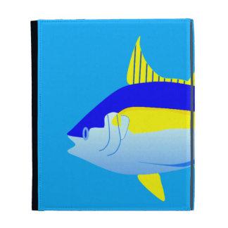 Yellowfin Tuna iPad Folio Case