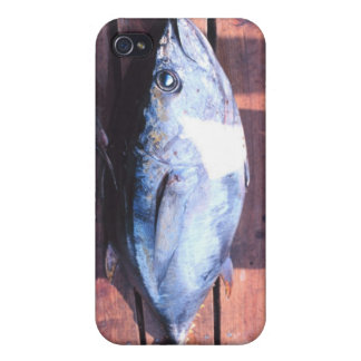Yellowfin Tuna caught iPhone 4 Cases