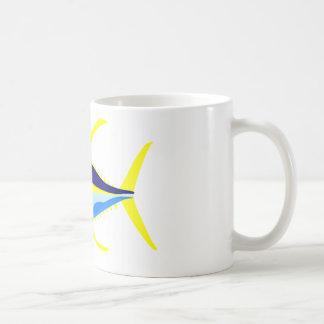 Yellowfin Tuna Coffee Mug