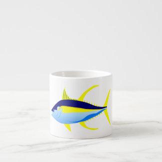 Yellowfin Tuna Espresso Cup