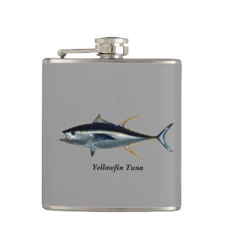 Yellowfin Tuna Hip Flask