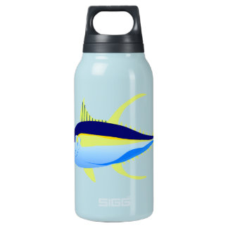 Yellowfin Tuna Insulated Water Bottle