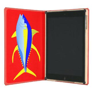 Yellowfin Tuna iPad Air Cover