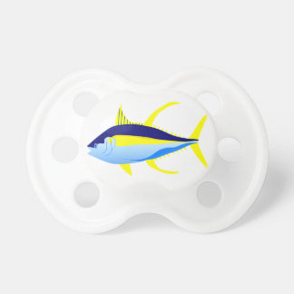 Yellowfin Tuna Pacifier