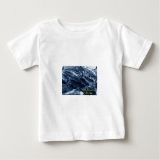 Yellowfin Tuna School Baby T-Shirt