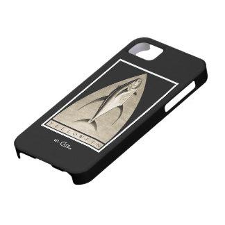 Yellowfin Vintage Black & White iPhone 5 Case