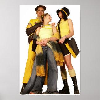 yellowgang póster