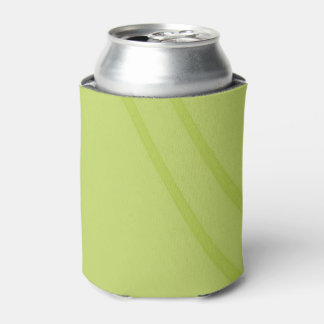 YellowGreen Crissed Crossed Can Cooler