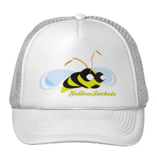YELLOWJACKETS CAP TRUCKER HAT