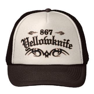 Yellowknife 867 trucker hat